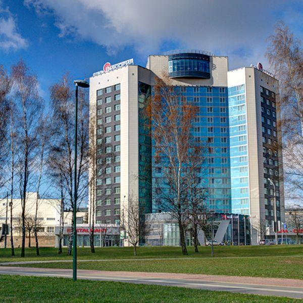 "4* ""Victoria"" Hotel in Minsk at Prospect Pobediteley Street. Hotel in the ""design, build and equip"" formula"