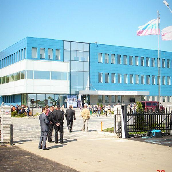 Medical Biopreparation Production Plant - Russia