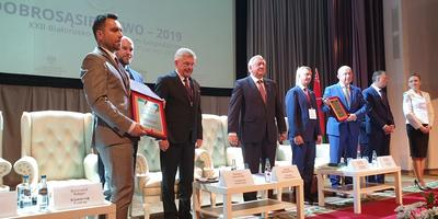 Unibep awarded in Belarus